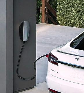 Amazon com: Tesla Motors 24' Cable Wall Connector