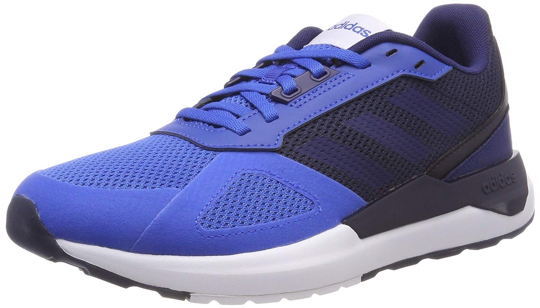 Bleu (bleu Azuosc Tinley 000) adidas Run80s, Chaussures de Running Homme 40 EU