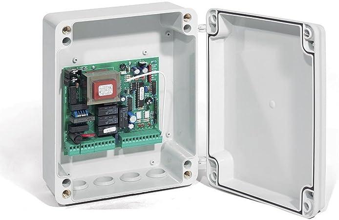 Kit Completo Automatismo Motor Motorline para Puertas Batientes de ...