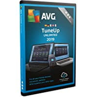 AVG TuneUp 2019 | Dispositivos Ilimitados | 1 Año