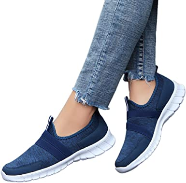 Adelgazar Zapato Deporte Mujer Hombre Con Plataforma Loafers ...