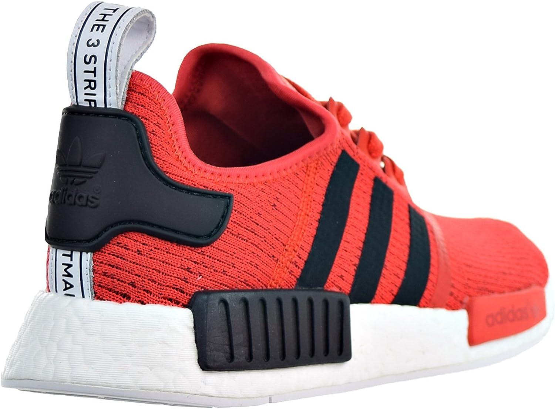 Adidas Herren NMD R1 Primeknit Sneaker Rot Red