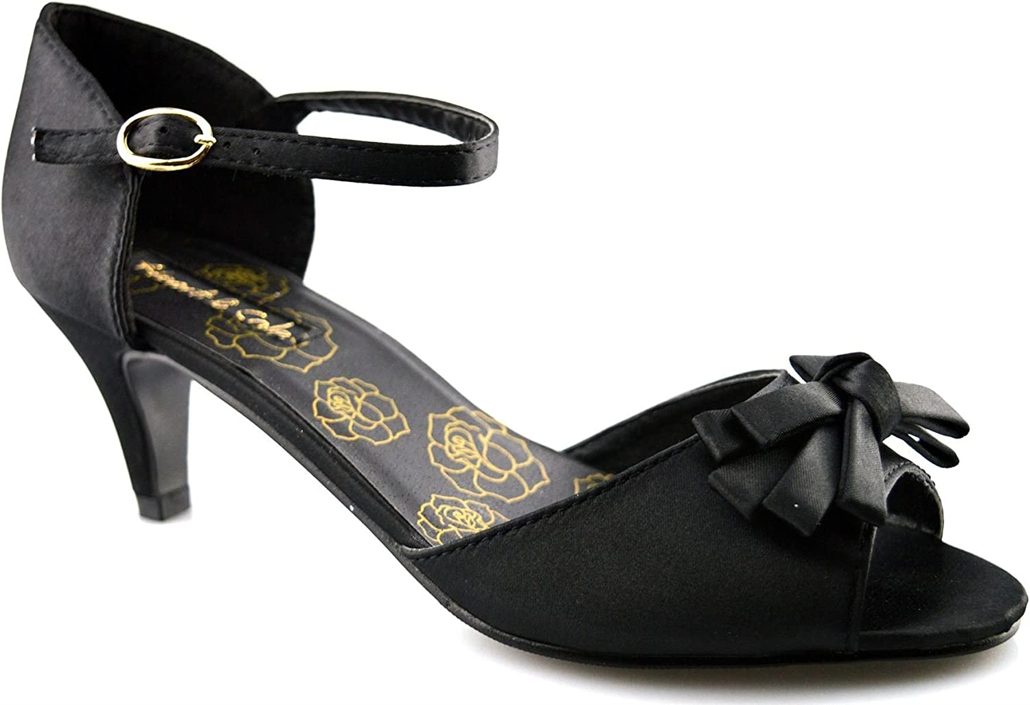 Heart And Sole Ladies Womens Wide Fit
