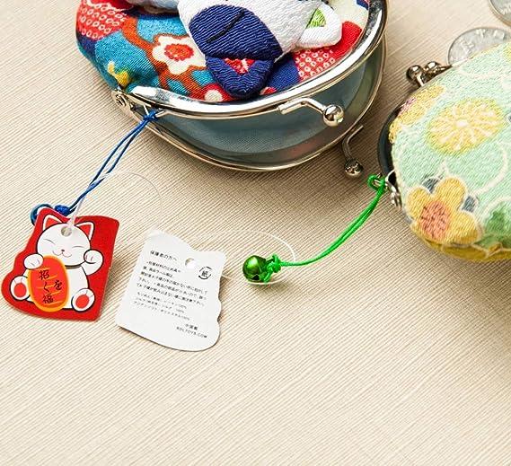 Amazon.com: 1 pc Japanese Style,Lucky cat Coin Purse,Coin ...