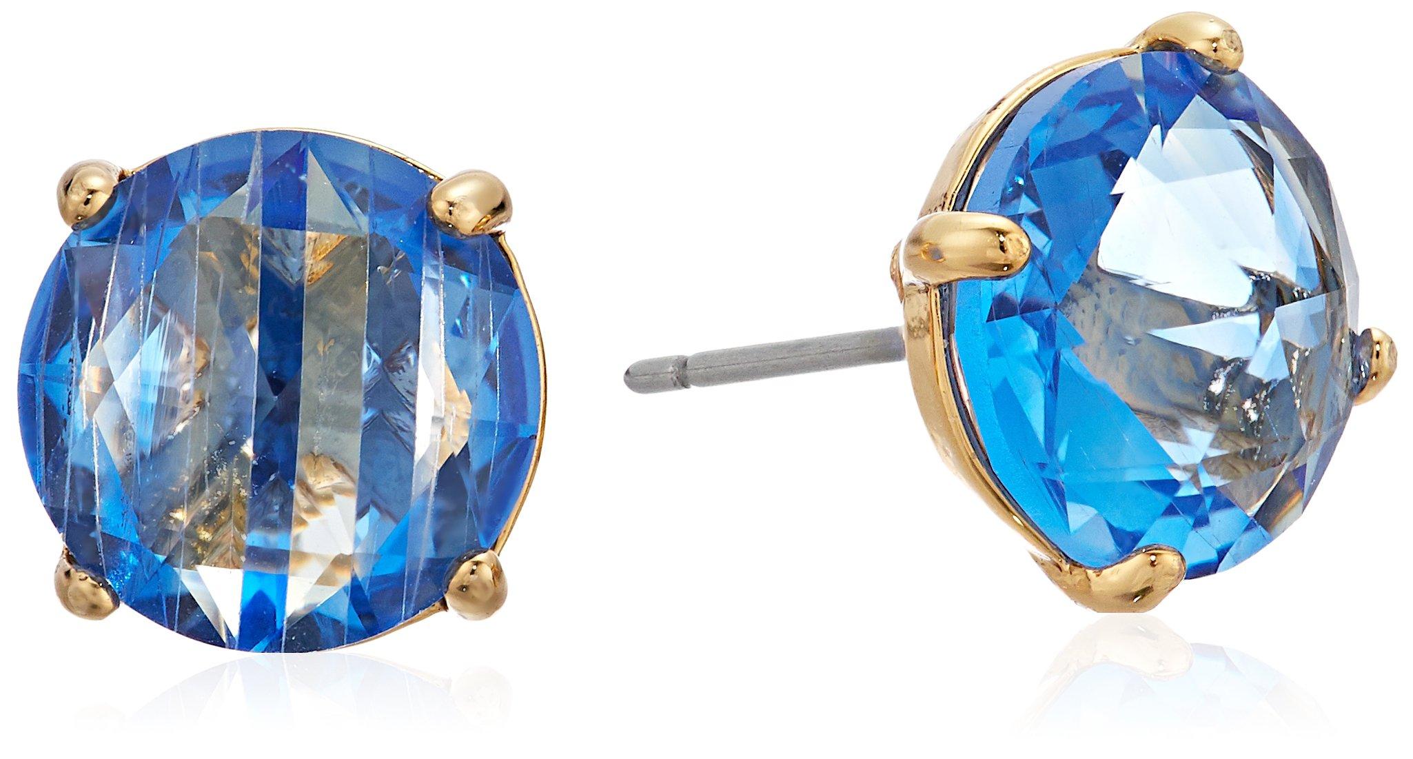 kate spade new york''Striped Studs'' Bright Ideas Striped Sapphire Multi Stud Earrings