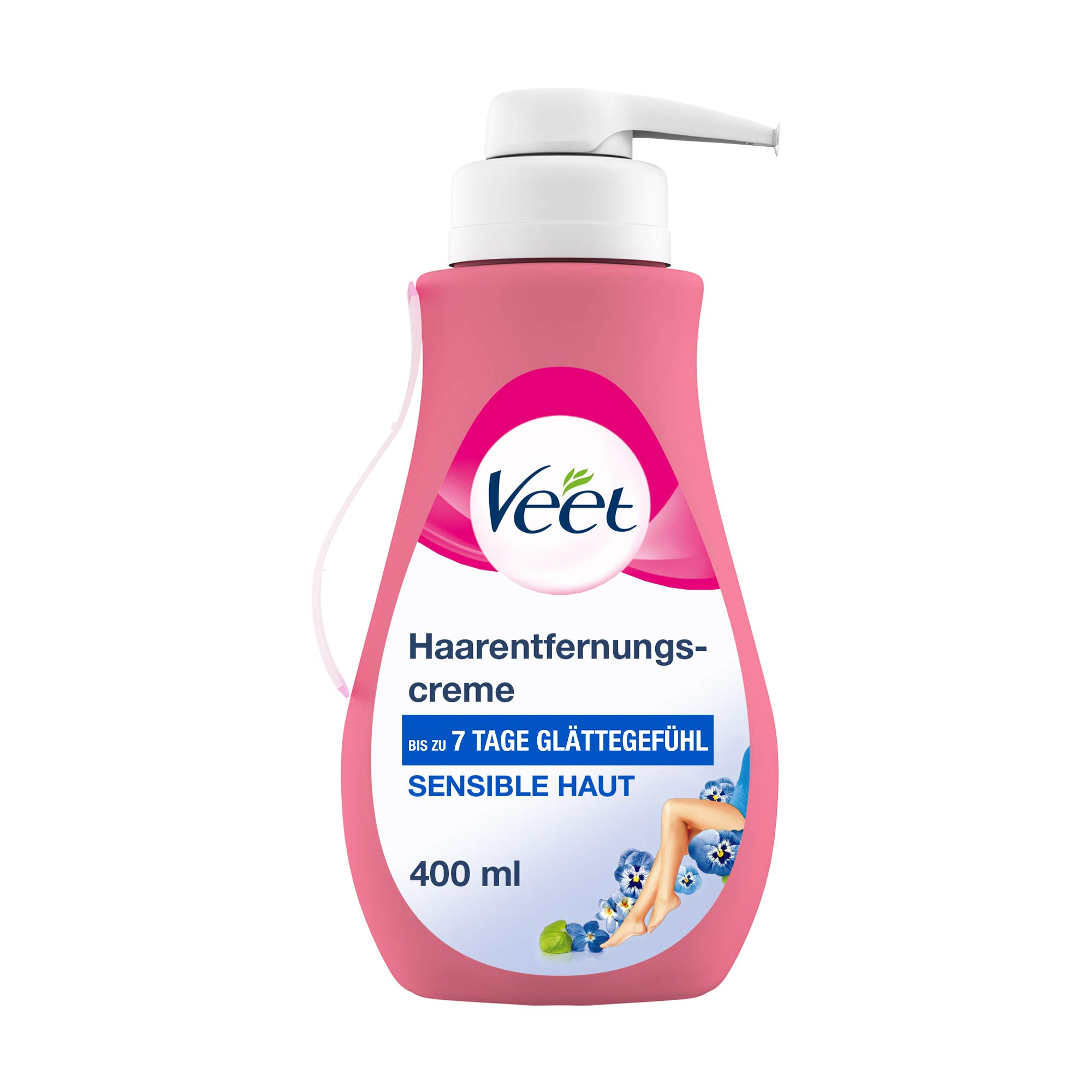 Veet Silk Fresh Technology Shaving Cream Sensitive Skin 400 Ml