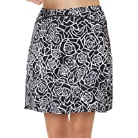 slimour Women Tennis Golf Skirt Athletic Skort with Pocket for Running Workout