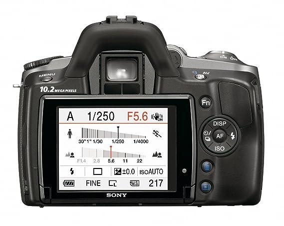 Drivers Update: Sony Alpha DSLR-A330L Camera