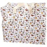 Grand sac de rangement - Oiseaux
