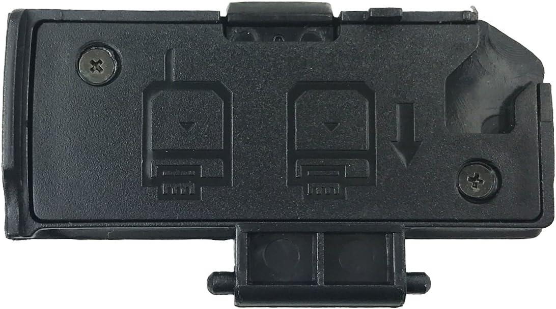 PhotoTrust Battery Door Cover Lid Cap Replacement Repair Part Compatible with Canon EOS 1000D 450D 500D Rebel XS XSi T1i