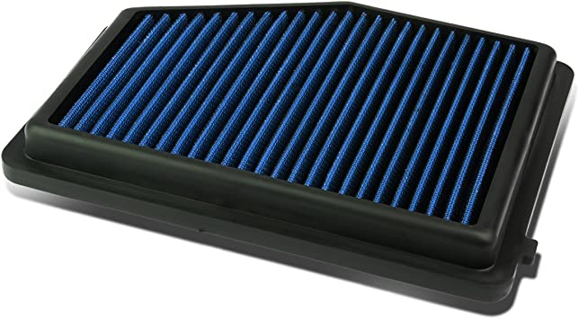 washable and reusable: 2012-2018 Honda//Acura L4 1.8//2.0 L Civic, ILX 33-2468 K/&N engine air filter
