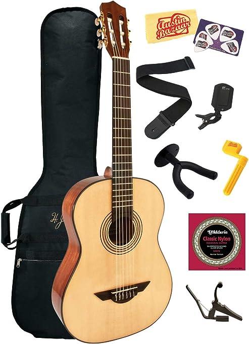 H. Jimenez Voz fuerte Nylon Cuerdas Clásica Acústica Guitarra ...