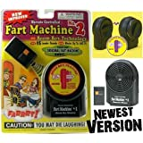 Fart Machine No. 2 - Wireless Remote Controlled ~ Newest Improved Model Gag Toys