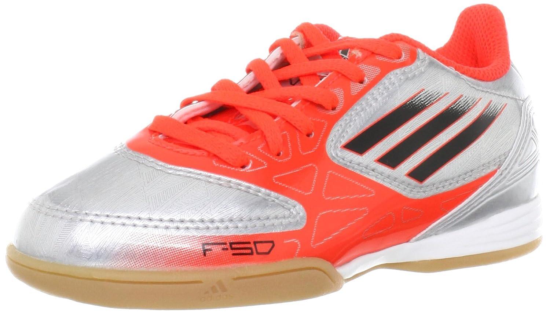 Adidas F10 IN junior SILBER V21300 Grösse  34