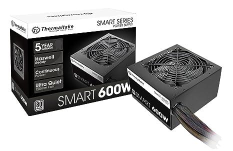 Review Thermaltake Smart 600W 80+