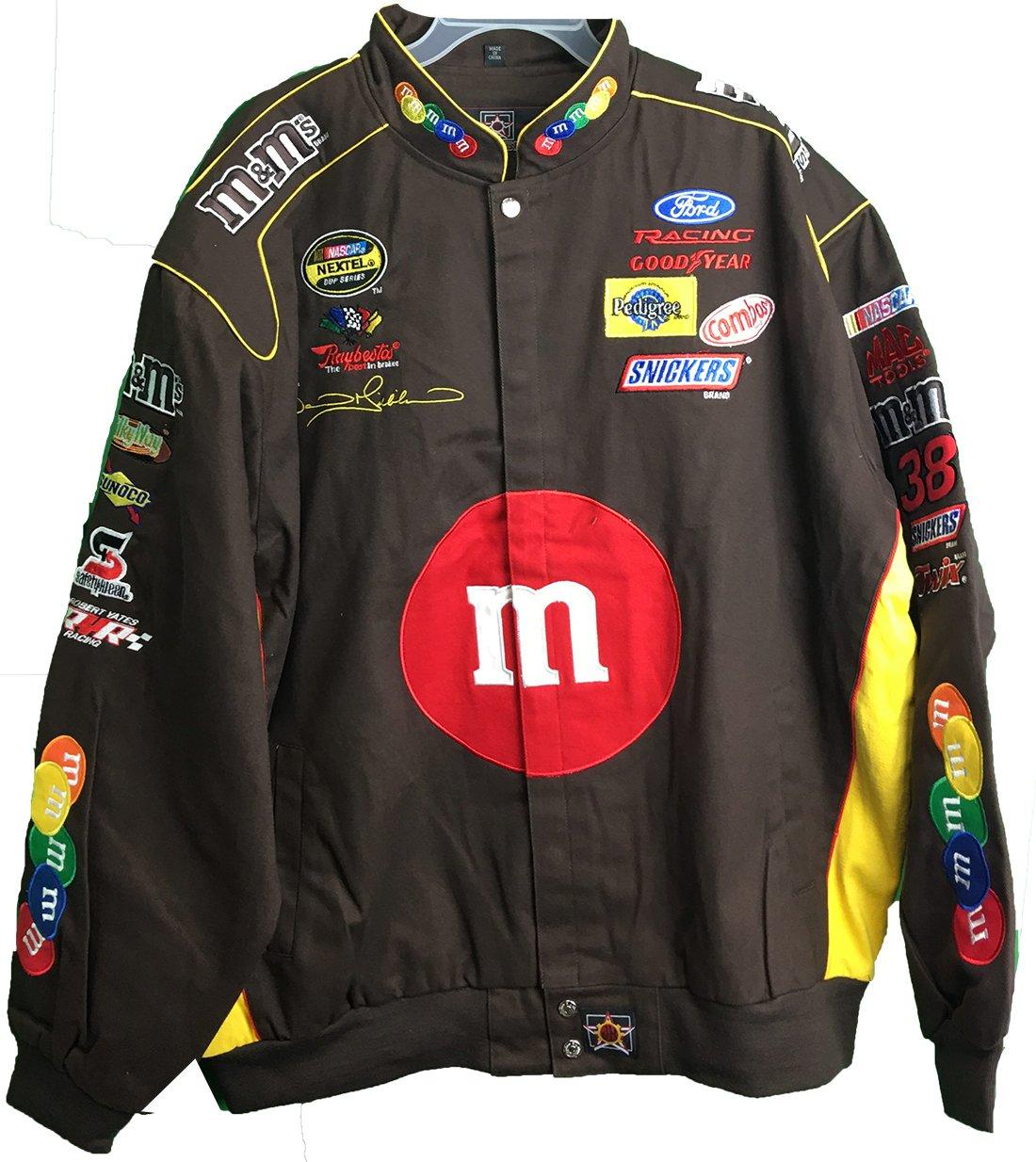 新品 NASCAR 's M & M 's David 4X David Gilliland Tracksideヴィンテージ大人ジャケット 4X B01LHTGPEW, ニマチョウ:4ffdbd41 --- efichas.com.br