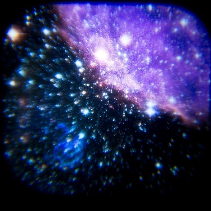 Proyector LED para constelaciones galaxias supernova, efecto ...