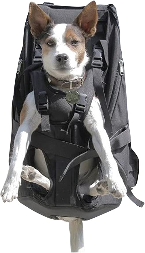 DogCarrier Bolsa para Perros Mochila para Perros Portador de ...