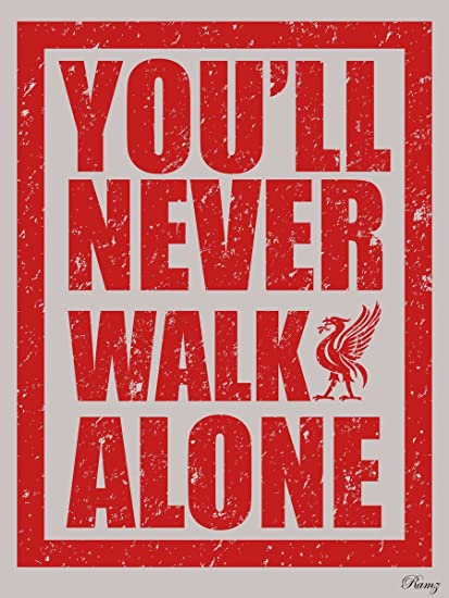 posterhouzz liverpool fc fine quality sports wall poster amazon in