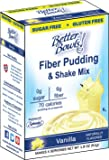 Better Bowls Sugar Free, Vanilla Pudding, 1.8 Ounce (Pack of 6)