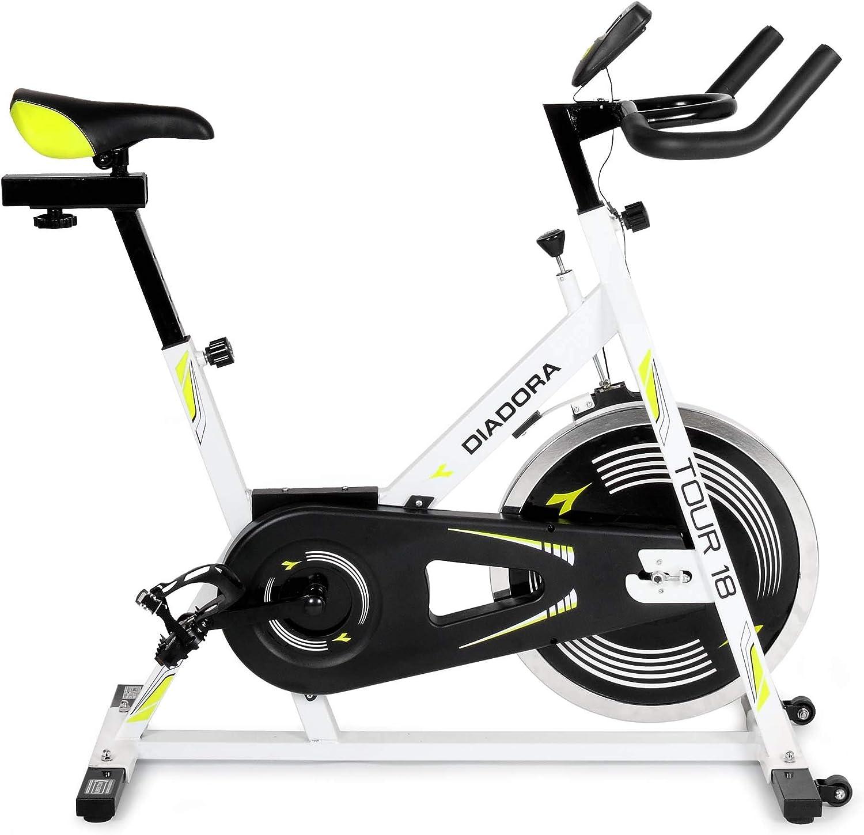 Modificare musicista ogni giorno  Diadora Fitness Tour 18 Fit Cyclette: Amazon.it: Sport e tempo libero