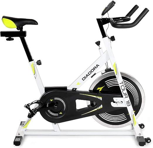 Diadora Tour 18 - Bicicleta de Spinning: Amazon.es: Deportes y aire libre