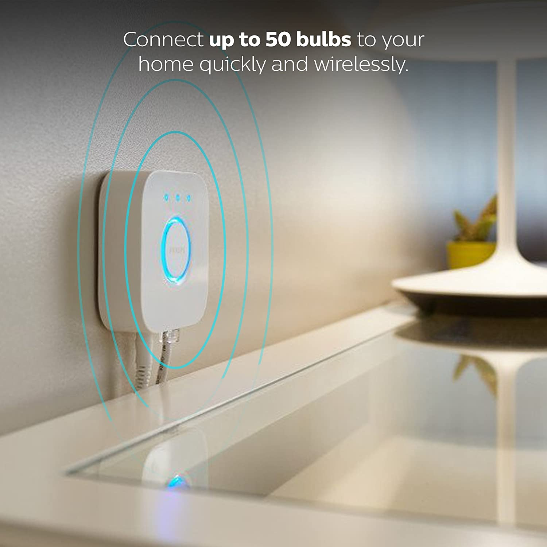 Philips hue 929001180603 ZigBee Blanco iluminación inteligente - Iluminación inteligente (Blanco, ZigBee, Android 2.3, Android 3.0, Android 3.1, ...
