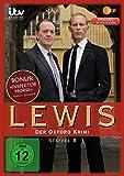 Lewis - Der Oxford Krimi: Staffel 8 [4 DVDs]