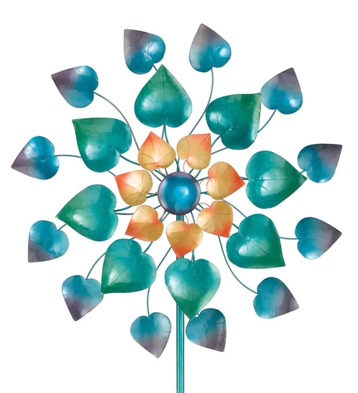 32-Inch Regal Art /& Gift 05244 Maha Rasa Kinetic Stake