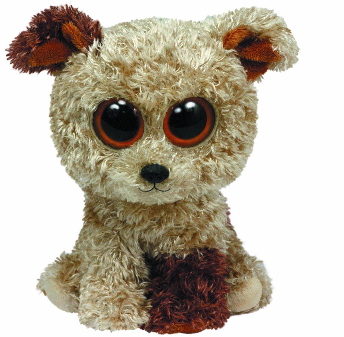 Desconocido Perro de peluche (2.24x1.64x1.22 cm) (TY36987)