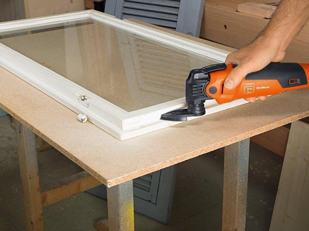 Fein 63806159220 Oscillating Sanding Finger Pad (2 Pack)