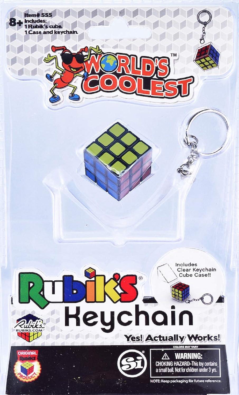 Worlds Coolest Rubiks Keychain
