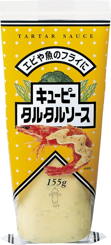 Kewpie this tartar sauce 155gX5 by QP