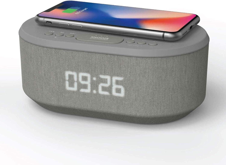 iHome Bedside Radio Alarm Clock