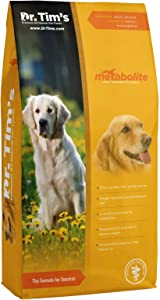Dr. Tim's Weight Management Metabolite with Grains Premium Dog Food