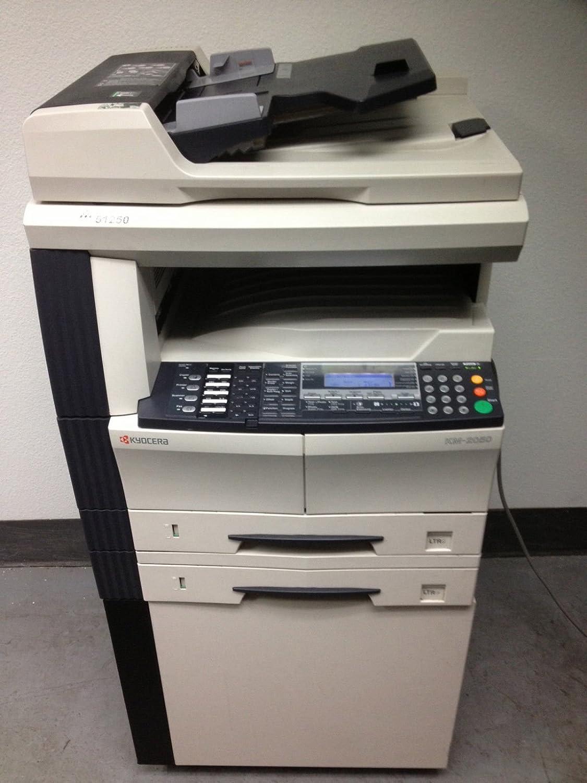 Amazon.com: Kyocera KM-2050 Copiadora Impresora con netowrk ...