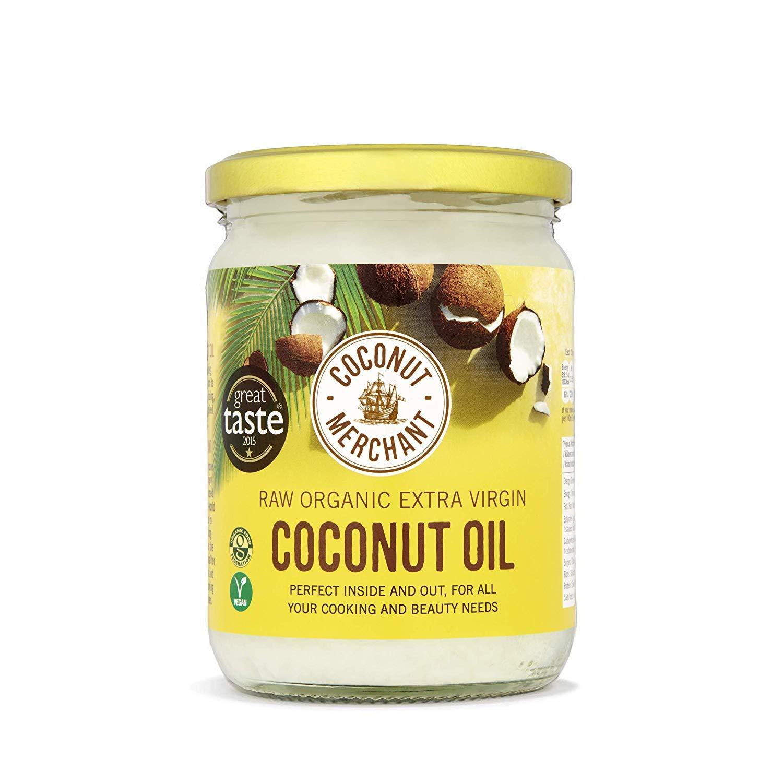 Olio di Cocco 500ml Raw Organic Extra Virgin