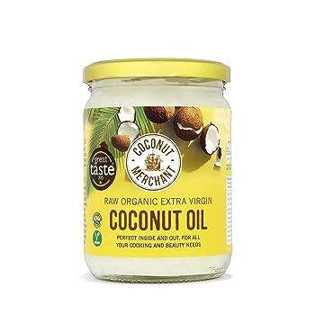 Coconut Merchant Organic Coconut Oil