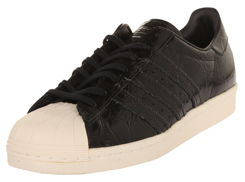 adidas Damen Superstar 80s Schuhe  40 2/3 EU|Core Black-core Black-off White (Bb2055)