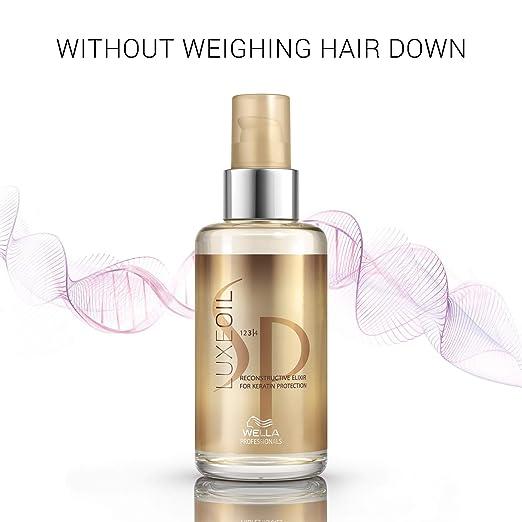 Wella Sp, Aceite para el cabello - 100 ml.