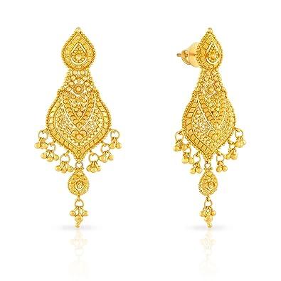Malabar Gold Jewellery Earring Designs Best Earring 2017