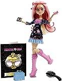 Mattel Monster High BLX03 - Licht aus Grusel an Deluxe Viperine Gorgon, Puppe mit Zubehör