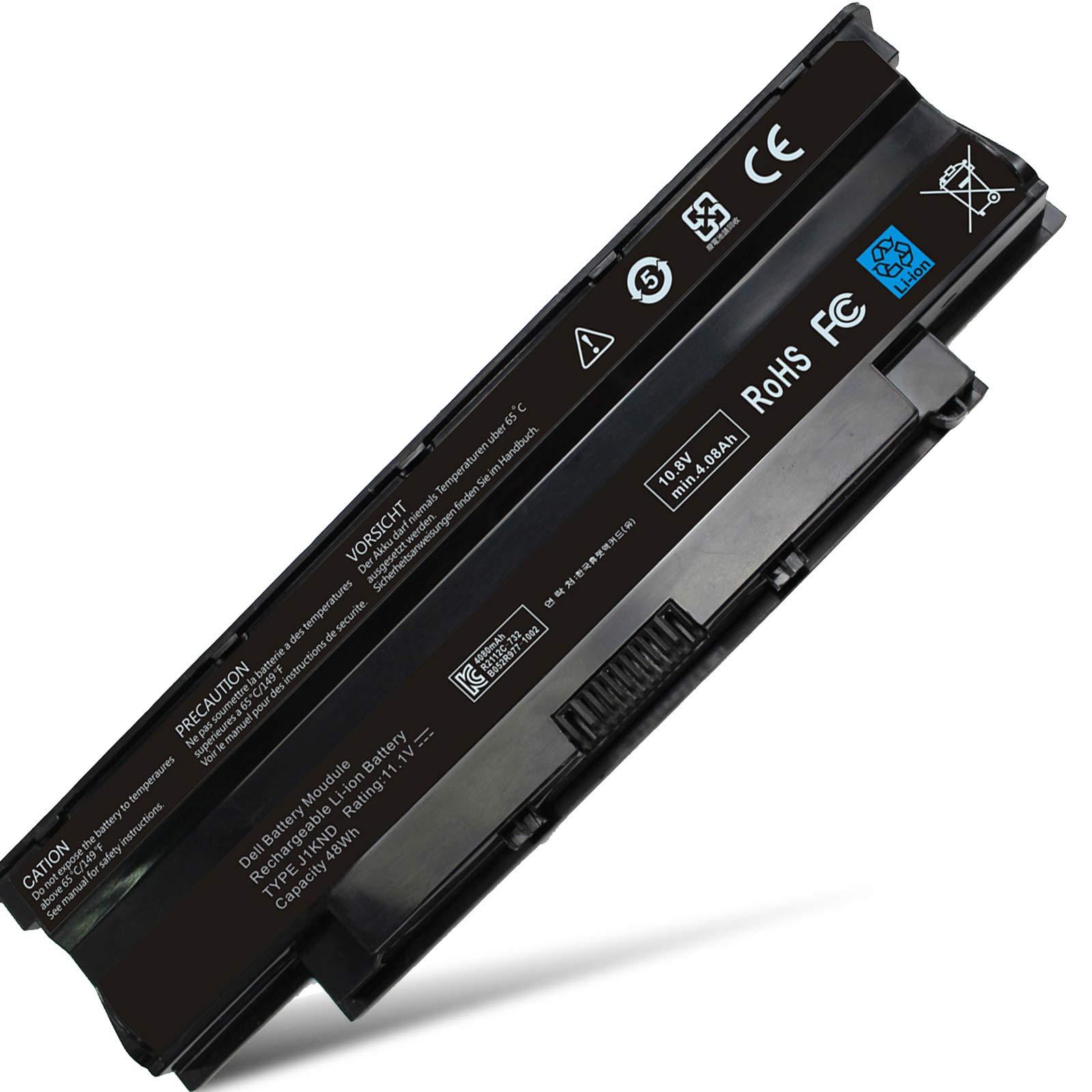 Bateria J1KND para Dell Inspiron 14R N4010 15R N5110 17R N7010 13R N3010 3420 3520 M5110 M4110 M501 M503 N5010 N4110 N71