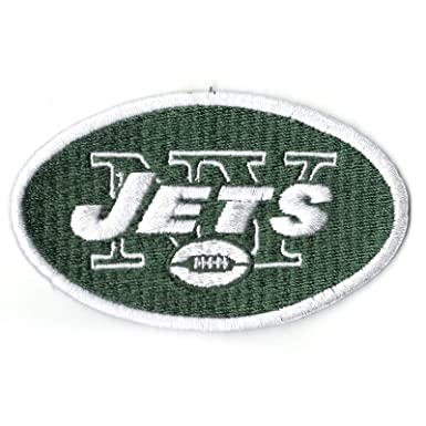 pretty nice 69d75 2a458 Official New York Jets Iron-On Team Jersey Patch