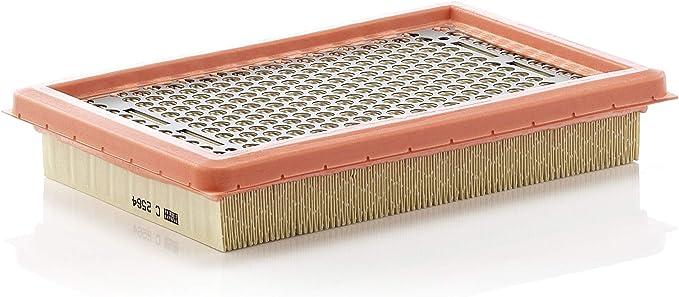 Original Mann Filter Luftfilter C 2564 Für Pkw Auto