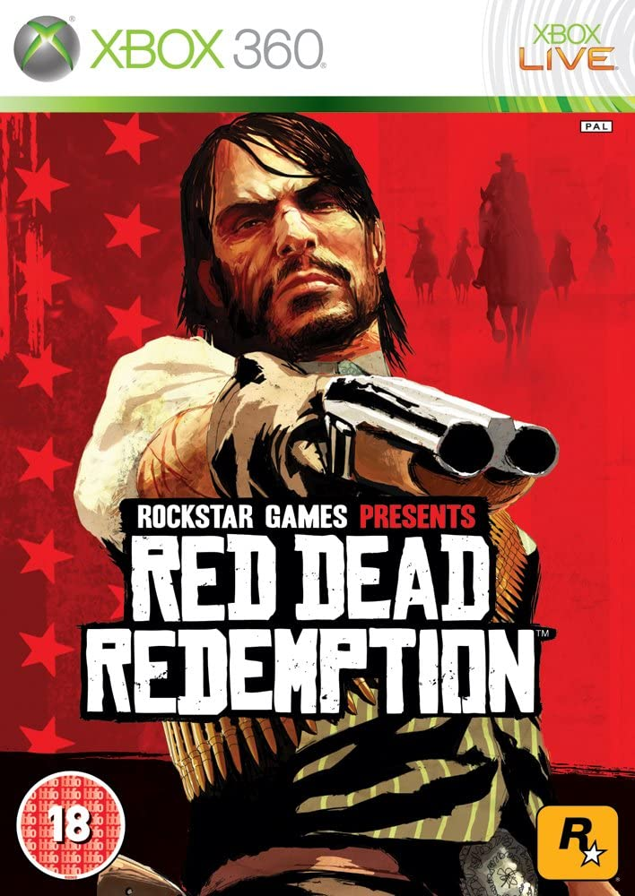 Import Anglais]Red Dead Redemption Game XBOX 360: Amazon.es: Videojuegos