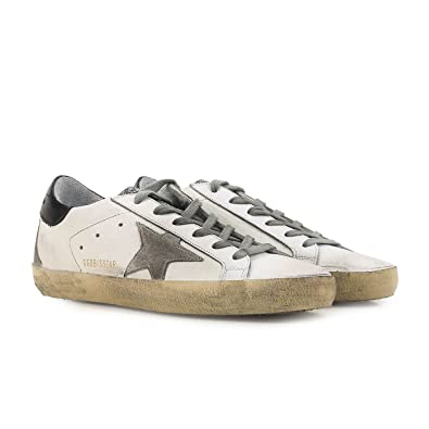 Golden Goose Deluxe Brand Superstar Glitter Crystal Sneakers G32WS590.E65  Size 36 (5 c9c845bf5a8
