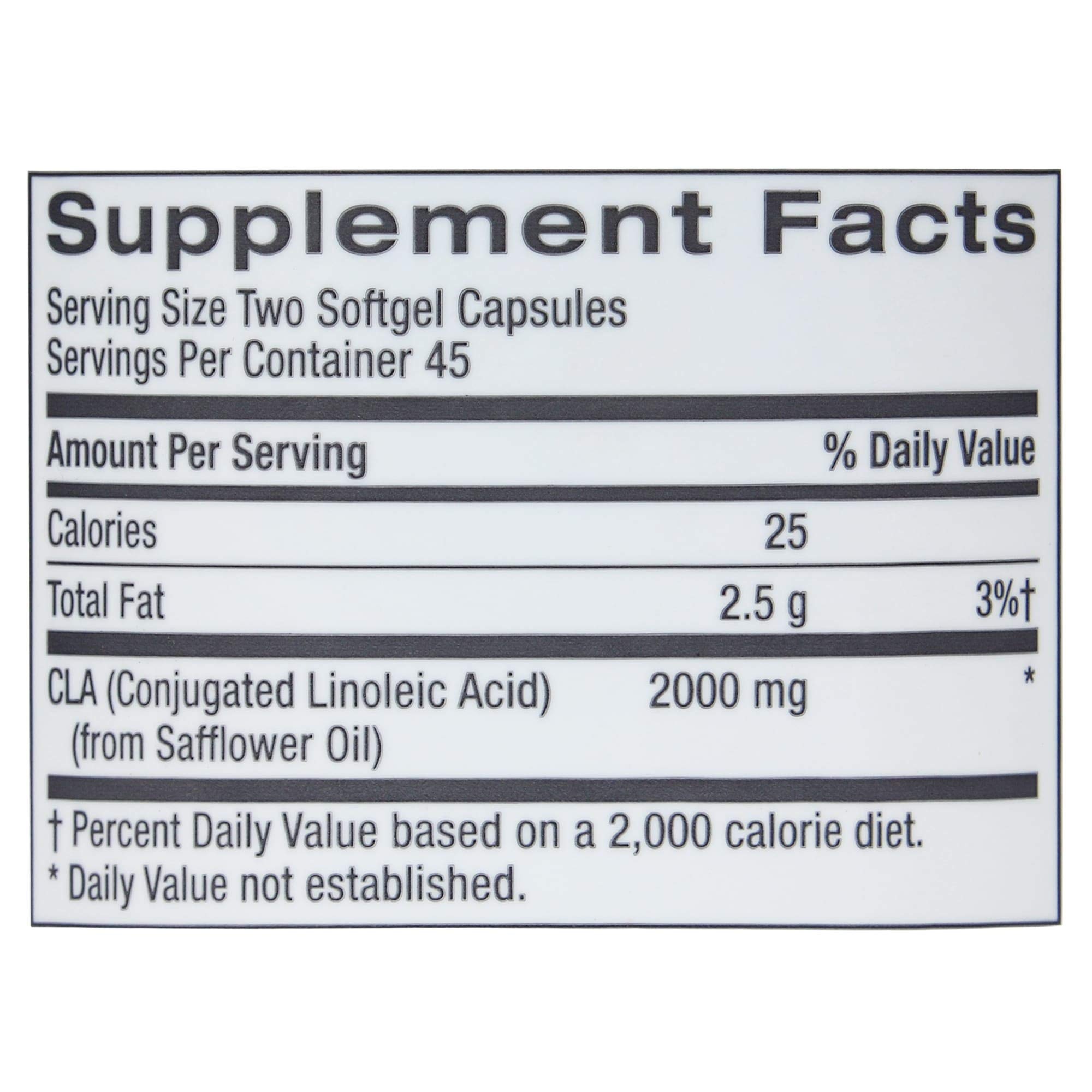 GNC Total CLA Dietary  Supplement, 90 Count by GNC (Image #5)