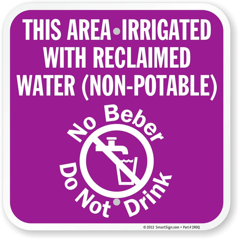 Esta zona riego con agua potable (regenerado), uso pesado ...