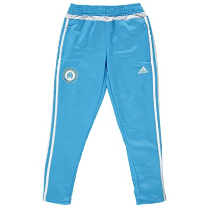 Pantalon Olympique Adidas Marseille JuniorAmazon De D'entraînement bgyIYf67v